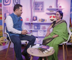 Interview with Amish Tripathi