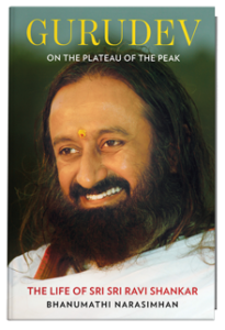Gurudev: On the plateau of the peak, book